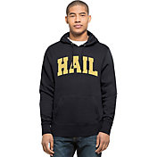 '47 Men's Michigan Wolverines Blue 'Hail' Headline Hoodie