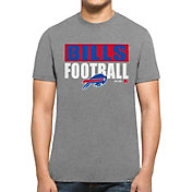 '47 Men's Buffalo Bills Club Grey T-Shirt
