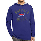 '47 Men's Buffalo Bills Downfield Blue Hoodie