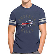 '47 Men's Buffalo Bills Downfield Blue T-Shirt