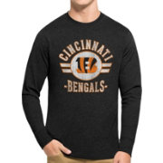 '47 Men's Cincinnati Bengals Club Long Sleeve Shirt