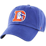 '47 Men's Denver Broncos Clean Up Adjustable Hat