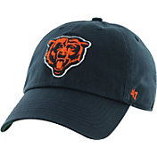 '47 Men's Chicago Bears Legacy Franchise Fitted Navy Hat