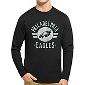 '47 Men's Philadelphia Eagles Club Long Sleeve Shirt