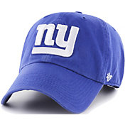 '47 Men's New York Giants Royal Clean Up Adjustable Hat