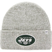 '47 Men's New York Jets Brain Freeze Grey Knit Beanie