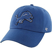 '47 Men's Detroit Lions Franchise Fitted Blue Hat