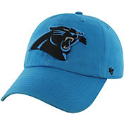 '47 Men's Carolina Panthers Franchise Fitted Blue Hat