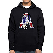 '47 Men's New England Patriots Legacy Headline Navy Hoodie