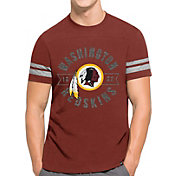 '47 Men's Washington Redskins Downfield Red T-Shirt