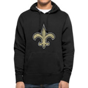 '47 Men's New Orleans Saints MVP Headline Pullover Black Hoodie