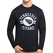 '47 Men's Tennessee Titans Club Long Sleeve Shirt