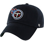 '47 Men's Tennessee Titans Franchise Fitted Navy Hat
