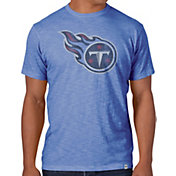 '47 Men's Tennessee Titans Scrum Logo T-Shirt
