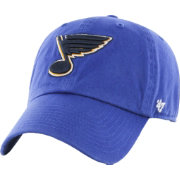 '47 Men's St. Louis Blues Clean Up Royal Adjustable Hat