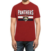 '47 Men's Florida Panthers Club Red T-Shirt
