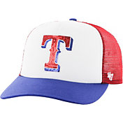 '47 Women's Texas Rangers Glimmer Captain Adjustable Hat