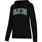 '47 Women's Boston Celtics Headline Pullover Hoodie