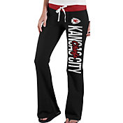 '47 Women's Kansas City Chiefs Power Stretch Black Pants
