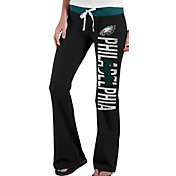 '47 Women's Philadelphia Eagles Power Stretch Black Pants