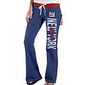 '47 Women's New York Giants Power Stretch Blue Pants