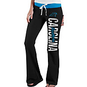 '47 Women's Carolina Panthers Power Stretch Black Pants
