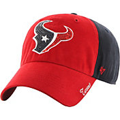 '47 Women's Houston Texans Sparkle Red Adjustable Hat