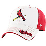 '47 Youth St. Louis Cardinals Revolution MVP White/Red Adjustable Hat