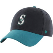 47 Toddler Seattle Mariners Short Stack MVP Teal/Navy Adjustable Hat
