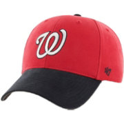 47 Toddler Washington Nationals Short Stack MVP Navy/Red Adjustable Hat