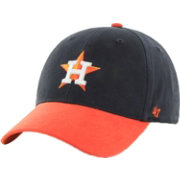 47 Toddler Houston Astros Short Stack MVP Orange/Navy Adjustable Hat