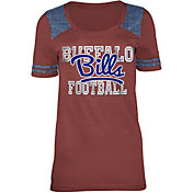 5th & Ocean Buffalo Bills Tri-Blend Grey T-Shirt