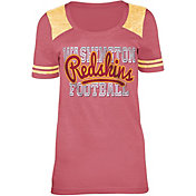 5th & Ocean Washington Redskins Tri-Blend Red T-Shirt