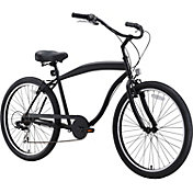 Firmstrong Adult 26'' In The Barrel Seven Speed Cruiser Bike