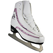 American Athletic Shoe Women's Soft Boot Figure Skates
