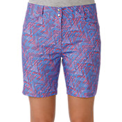 adidas Women's Printed Golf Shorts