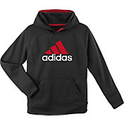 adidas Boys' Tech Fleece Hoodie