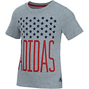 adidas Little Boys' USA Pride T-Shirt