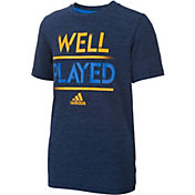 adidas Boys' Well Played T-Shirt