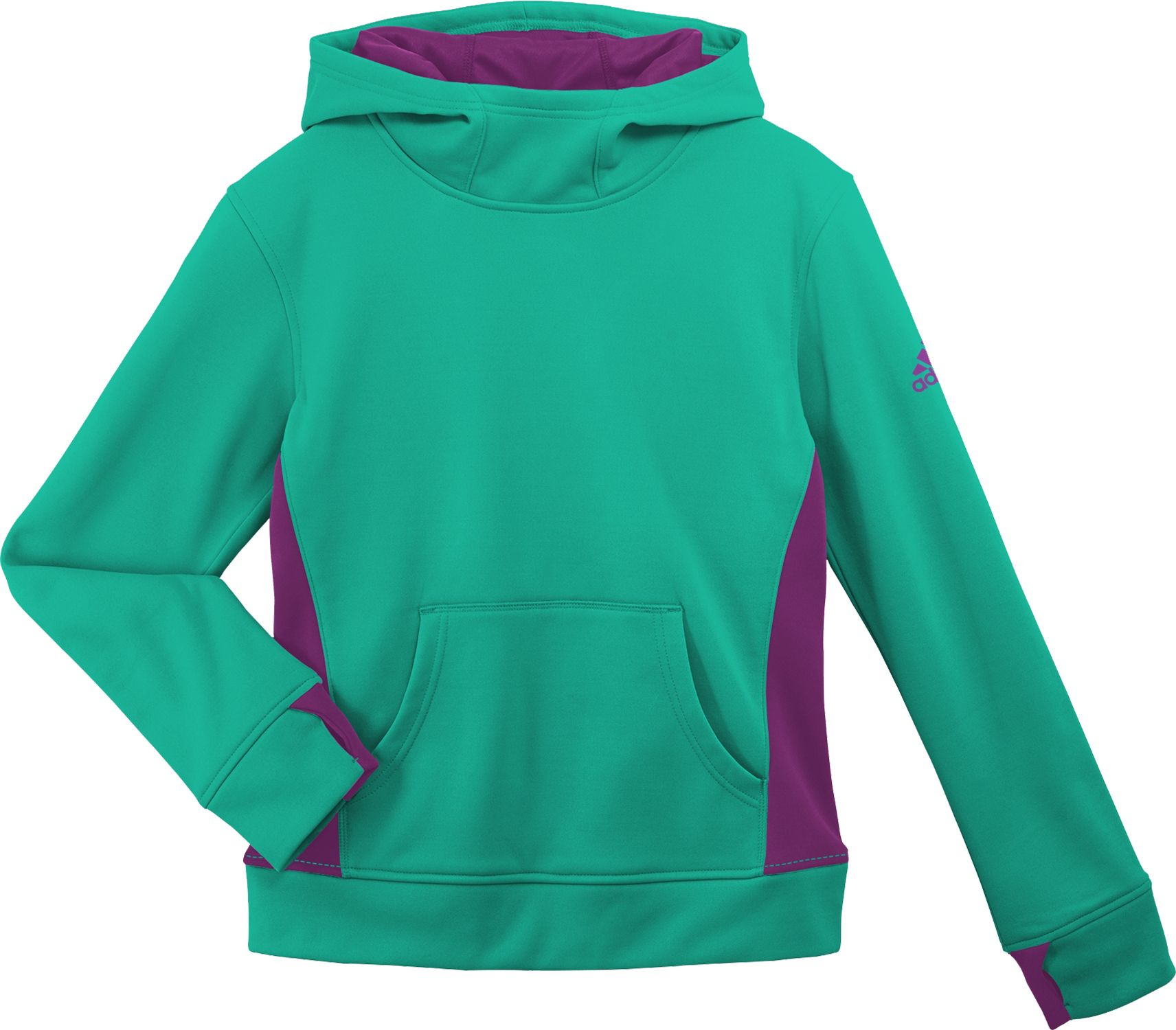 adidas Girls Tech Fleece Hoodie DICKS Sporting Goods