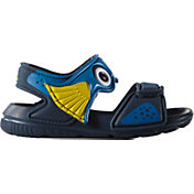 adidas Kids' Toddler Disney Nemo Akwah 9 Sandals