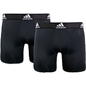 adidas Men's Sport Performance climalite 7'' Boxer Brief 2 Pack