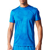adidas Men's climachilll Traix Dot Print T-Shirt