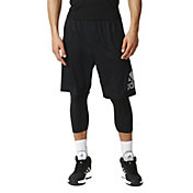 adidas Men's Crazylight Dual Basketball Shorts