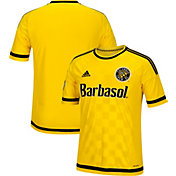 adidas Men's 2015 Columbus Crew Primary Replica Jersey