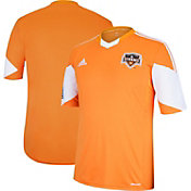 adidas Men's 2014 Houston Dynamo Primary Replica Jersey