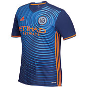 adidas Men's New York City FC 2016 Replica Away Jersey