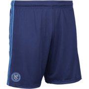 adidas Men's New York City FC Navy Authentic Replica Shorts