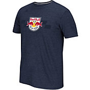 adidas Men's New York Red Bulls Navy Band Of Brothers Performance T-Shirt