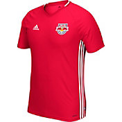 adidas Men's New York Red Bulls Red Training Top